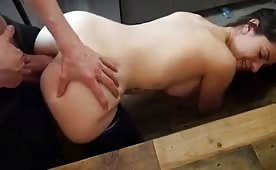 Awesome Amateur Anal Sex Video