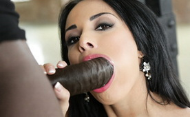My Favorite Hot Busty Brunette Anally Destroyed With This Monster Cock