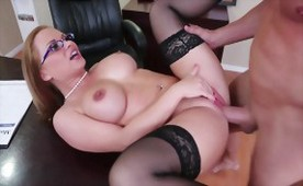 This Lady Simply Knows What And When To Do For Pleasing Her Man