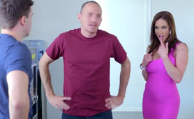 Kendra Lust Has a Fetish to Fuck Her Husband Friends