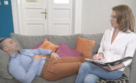 Mature Therapist Exactly Knows What Each Patient Need