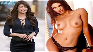 HOT Bollywood Star Priyanka Chopra - The Best Photo Compilation of Fake Nude Pics